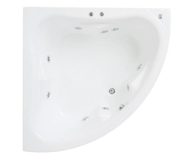 ванна акриловая BAS ИМПЕРИАЛ 150х150