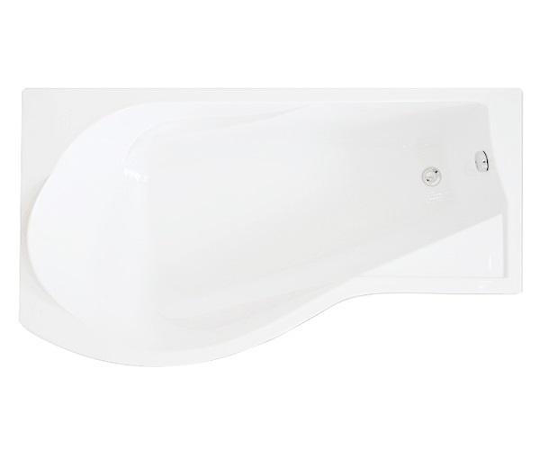 ванна акриловая BAS КАПРИ 170х95