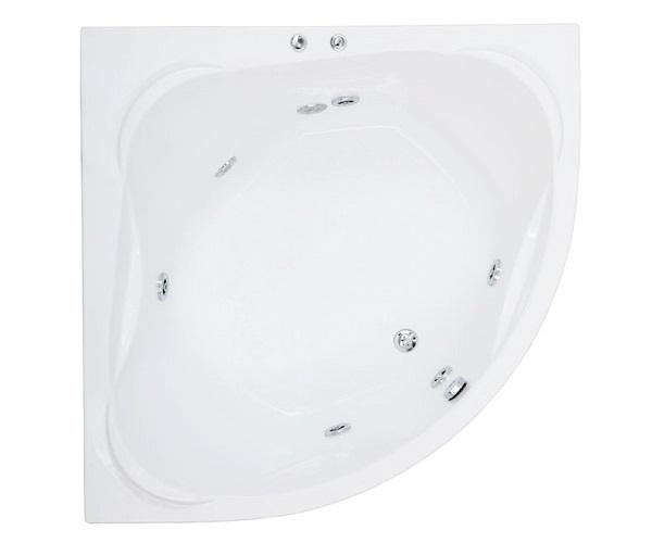 ванна акриловая BAS РИОЛА 135х135