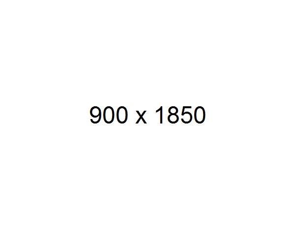 душевая дверь BAS INFINITY 90