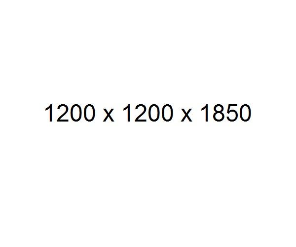 душевое ограждение BAS JAZZ R 100