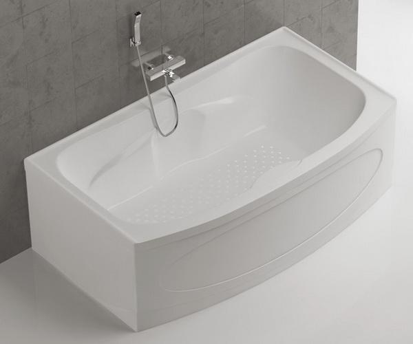 ванна акриловая BELBAGNO BB105 190х110