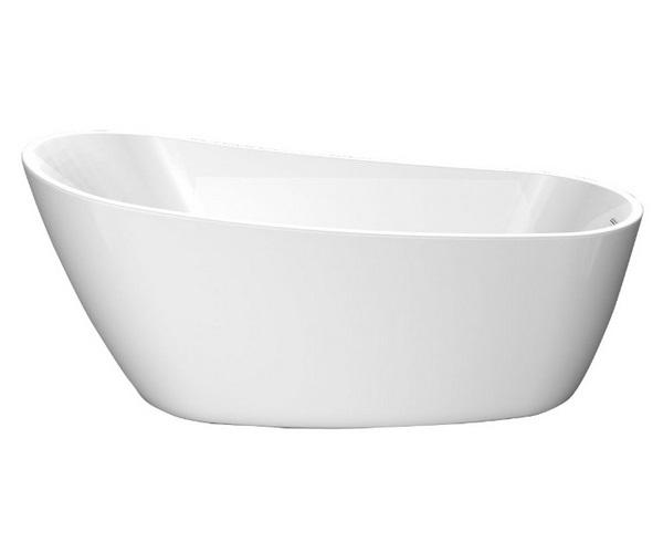 ванна акриловая BELBAGNO BB15 173х77