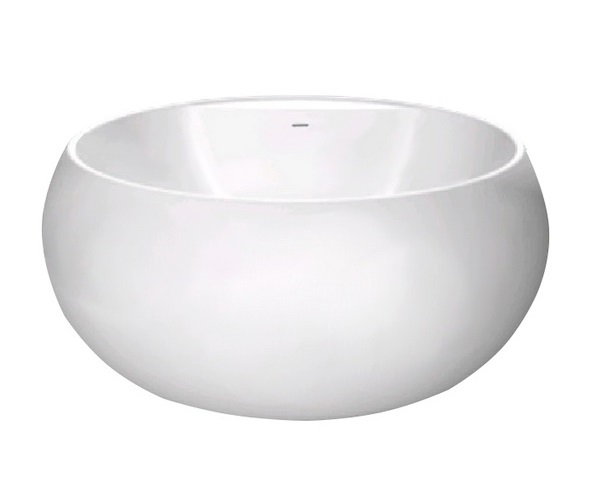 ванна акриловая BELBAGNO BB30 155х155