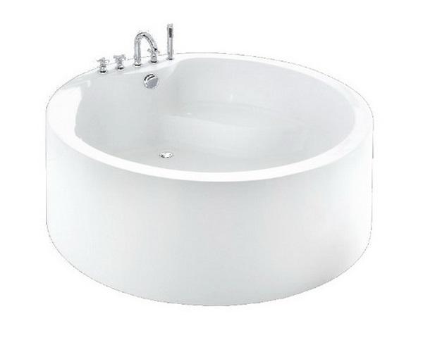 ванна акриловая BELBAGNO BB45 150х150