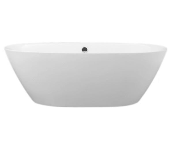 ванна акриловая BELBAGNO BB68 180х90