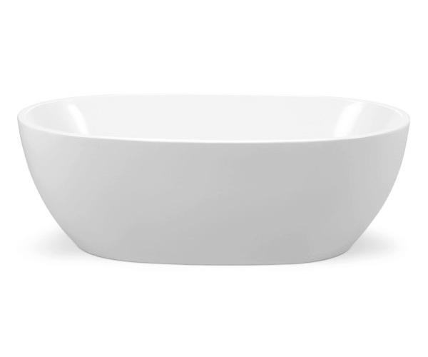 ванна акриловая BELBAGNO BB69 169х82