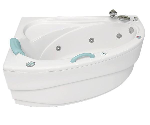 ванна акриловая BELLRADO ГЛОРИЯ 165х100