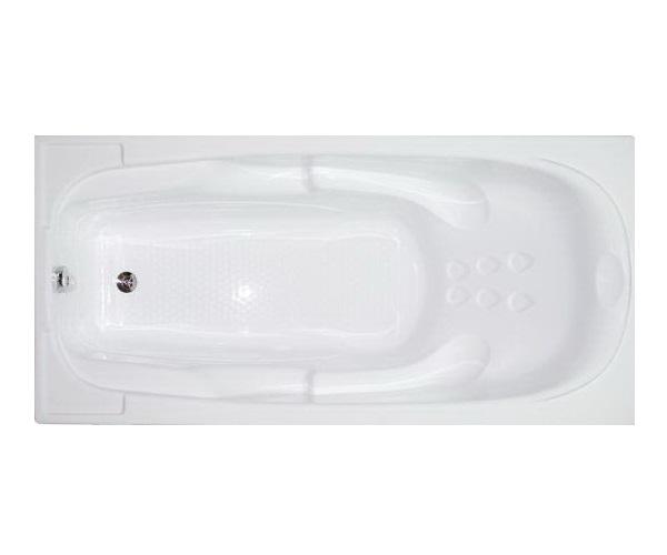 ванна акриловая BELLRADO ИЛЛЮЗИЯ 168х80
