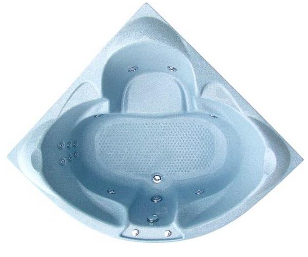 ванна акриловая BELLRADO ОДИССЕЙ 144х144