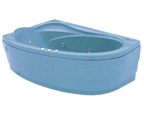 ванна акриловая BELLRADO ЭГОИСТ 165х110
