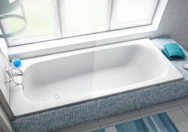 ванна стальная BLB UNIVERSAL HG 160х70