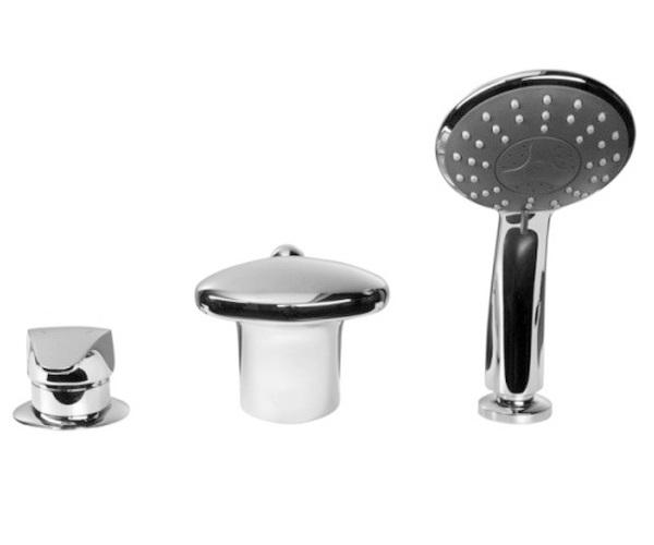 смеситель для ванны BRAVAT COBRA