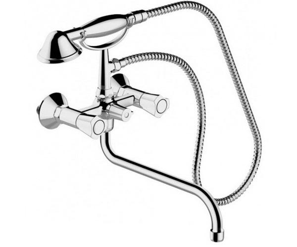 смеситель для ванны BRAVAT DUO