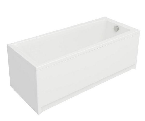 ванна акриловая CERSANIT LORENA 160х70