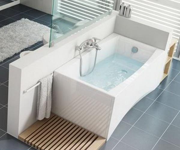 ванна акриловая CERSANIT VIRGO 180х80