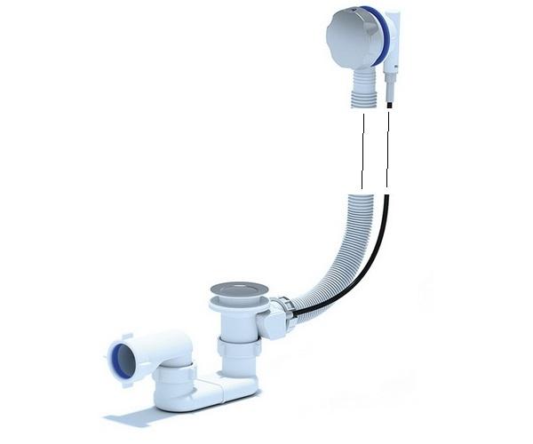 перелив для ванны CEZARES