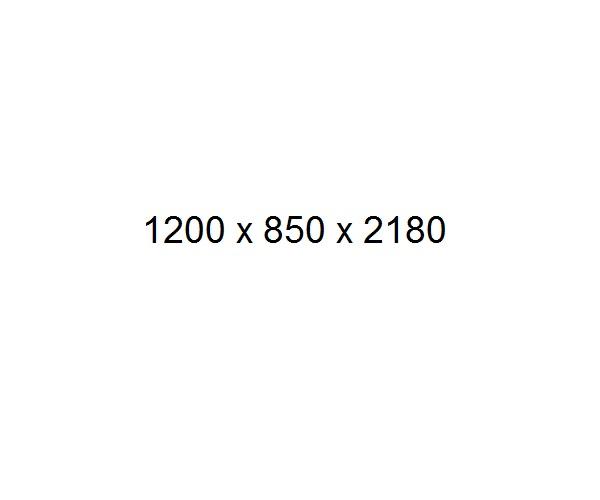 душевая кабина FRANK F210L 120х85