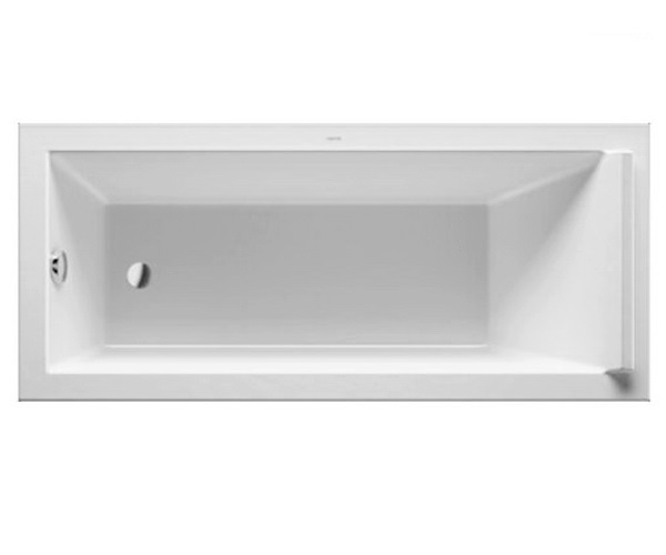 ванна акриловая DURAVIT STARCK 170х75