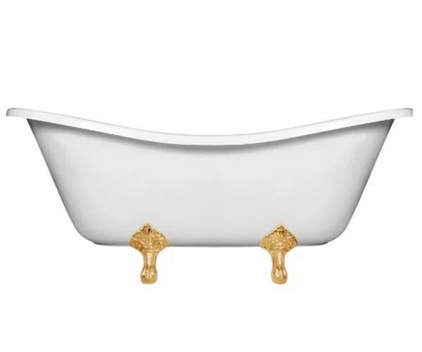 ванна из литьевого мрамора ЭСТЕТ БОСТОН 180х74