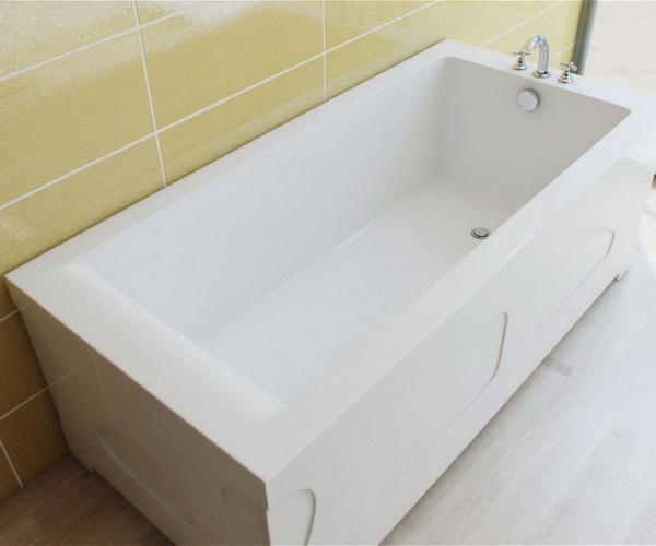 ванна из литьевого мрамора ЭСТЕТ ДЕЛЬТА 170х70