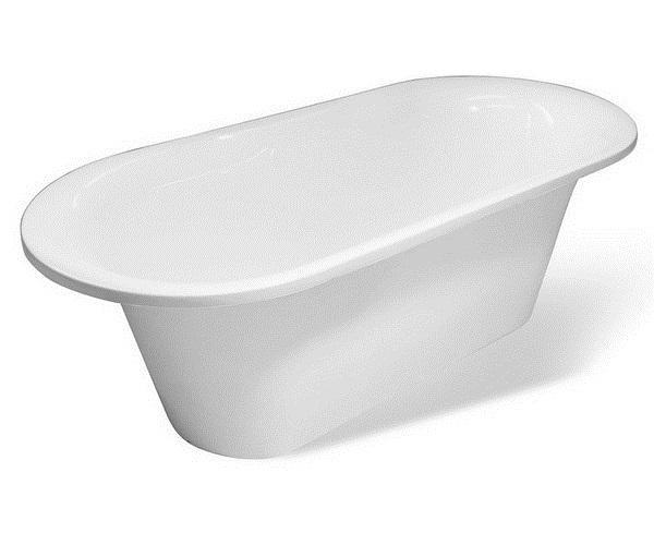 ванна из литьевого мрамора ЭСТЕТ ЛИОН 174х80