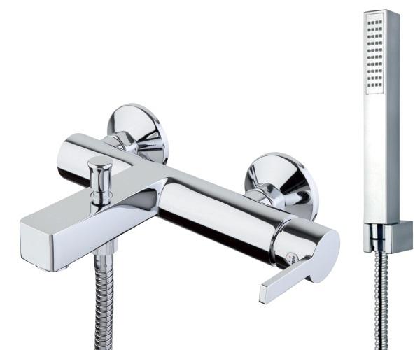 смеситель для ванны FIORE KATANA