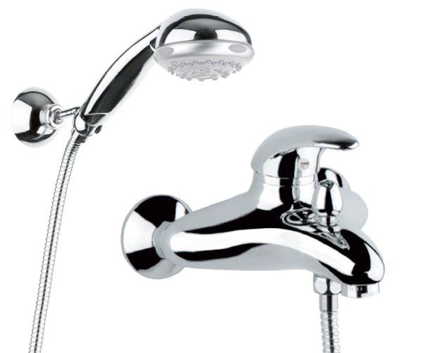 смеситель для ванны FIORE NEXUS