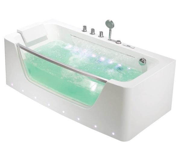 ванна акриловая FRANK F100 170х85