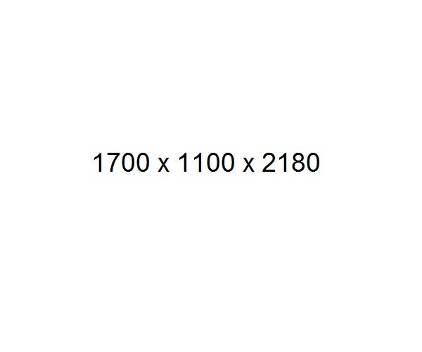 сауна FRANK F901R 170х110