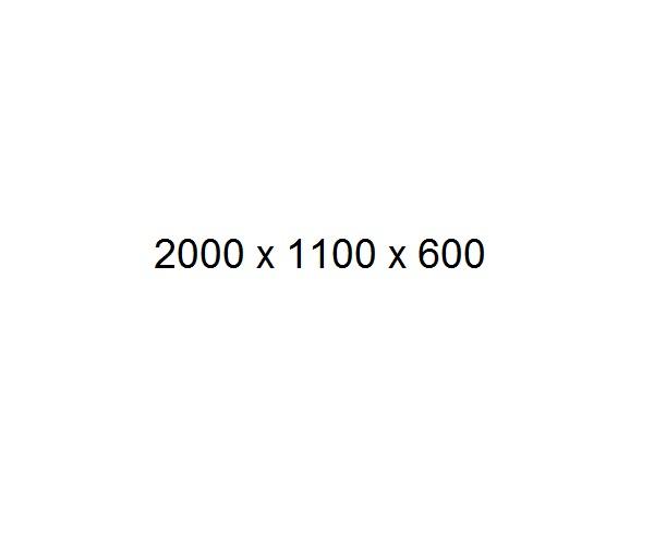 ванна акриловая FRANK F163 200х110