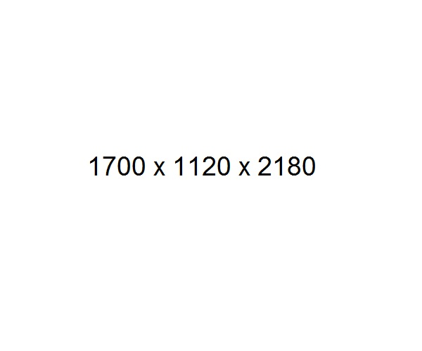 сауна FRANK F917L 170х112