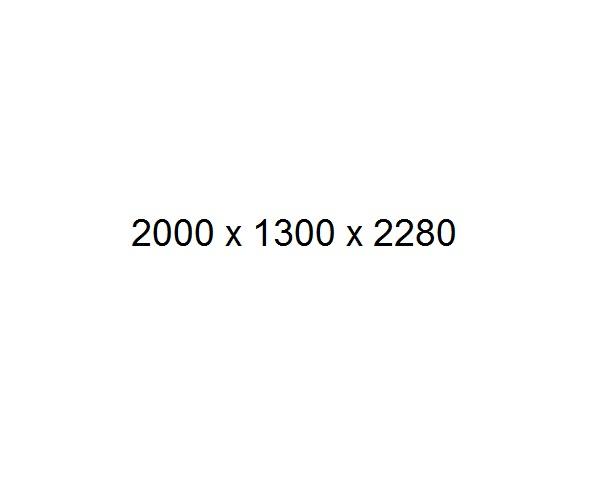 сауна FRANK F920R 200х130