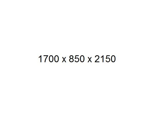душевой бокс FRANK F557-1 170х85
