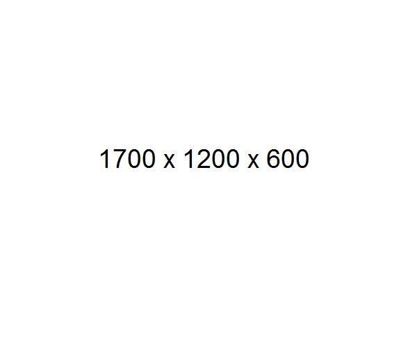 ванна акриловая FRANK F152L 170х120