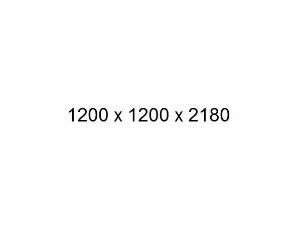 душевая кабина FRANK F202 120х120