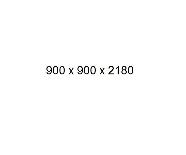 душевая кабина FRANK F205 90х90