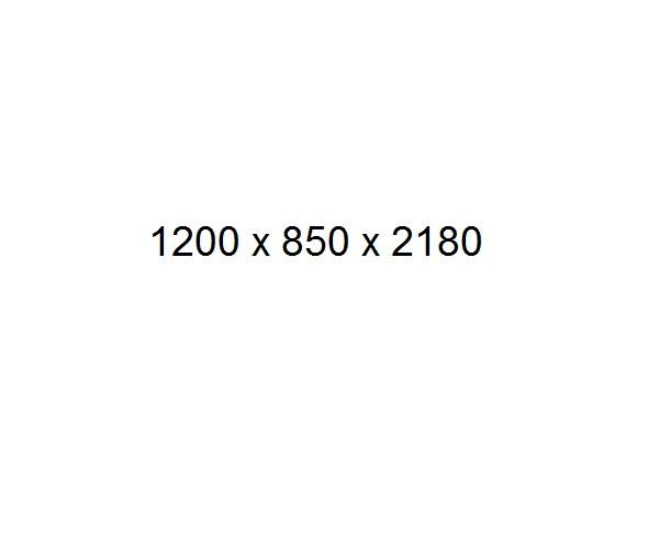 душевая кабина FRANK F210R 120х85