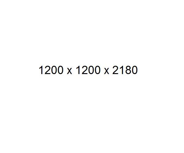 душевая кабина FRANK F302 120х120