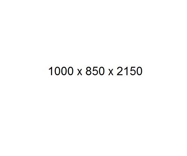 душевая кабина FRANK F502 100х85