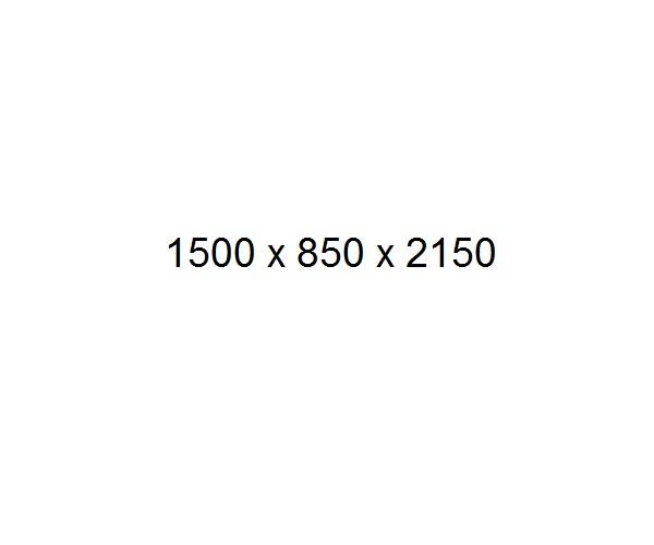 душевая кабина FRANK F506 150х85