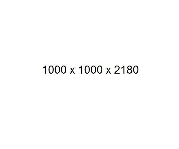 душевая кабина FRANK F606 100х100