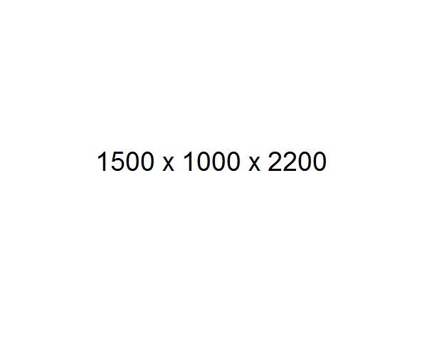 душевой бокс FRANK F628L 150х100