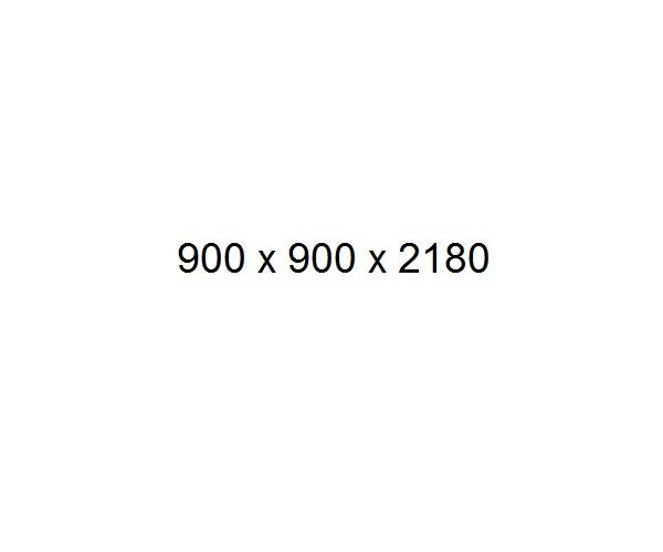 душевая кабина FRANK F655 90х90