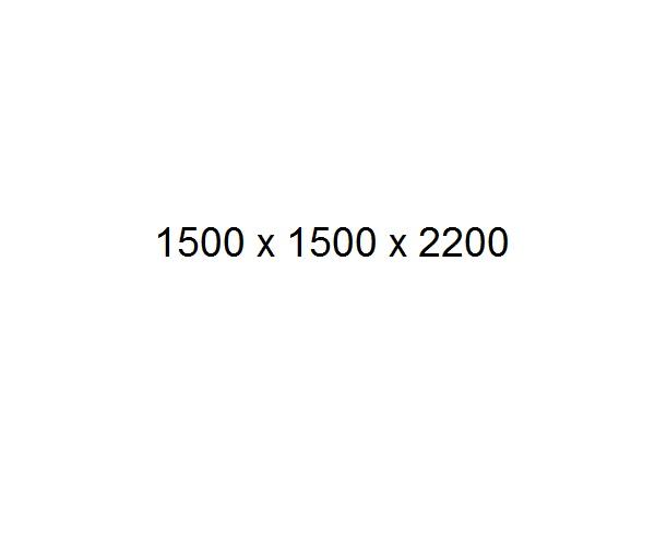 душевой бокс FRANK F662 150х150