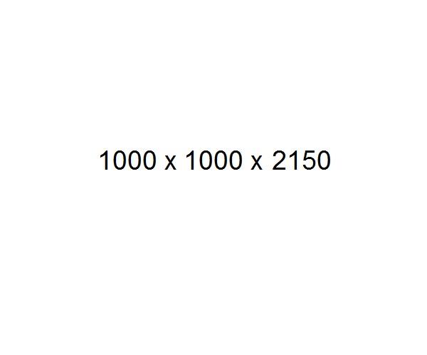 душевая кабина FRANK F702 100х100