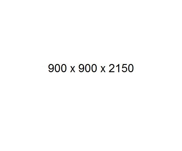 душевая кабина FRANK F703 90х90