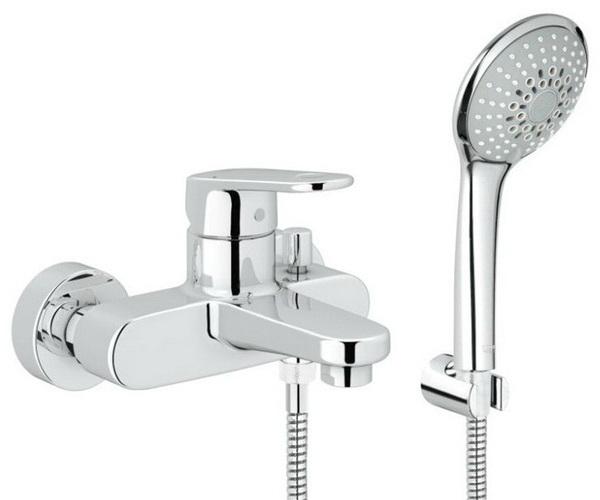 смеситель для ванны GROHE EUROPLUS