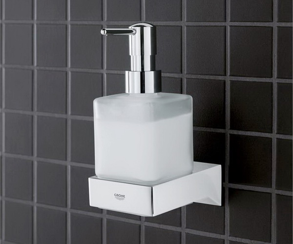 дозатор GROHE SELECTION CUBE