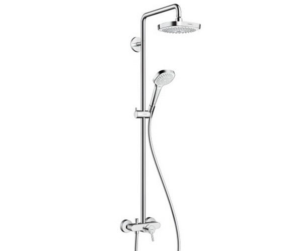 душевая система HANSGROHE CROMA SELECT SHOWERPIPE